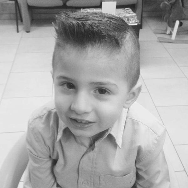 Taglio capelli bambino tradate
