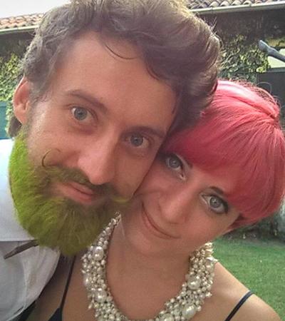 Tinta barba provincia di Varese