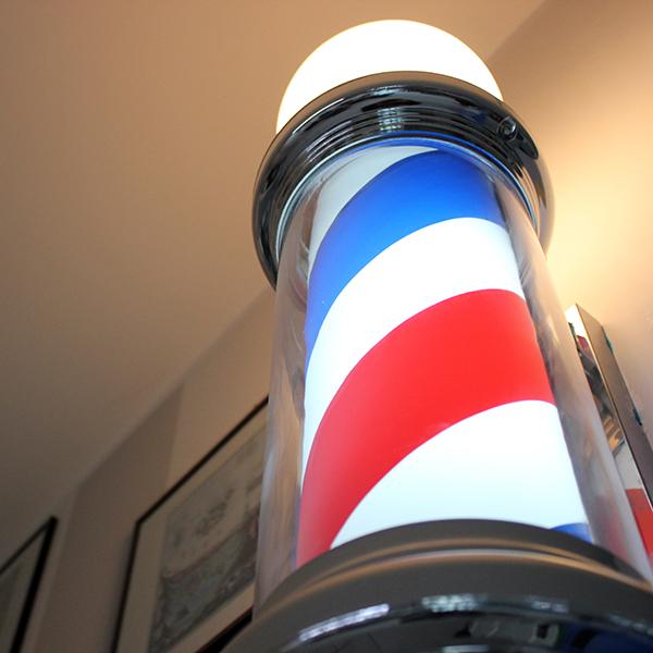 dettaglio salone barbiere
